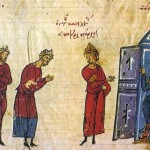 Byzantine Emissaries to the Caliph ... Creative Commons